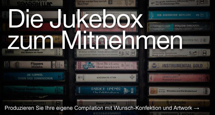 Die Jukebox zum Mitnehmen